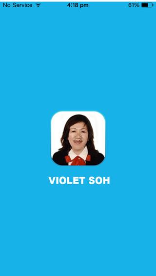Violet Soh