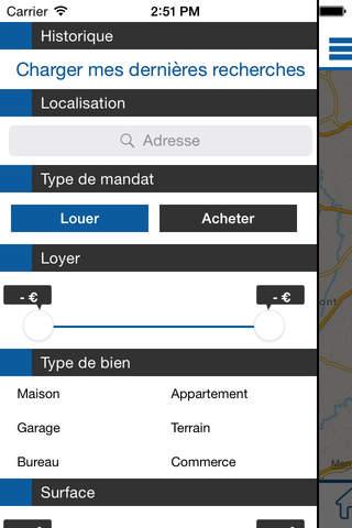 Les Annonces Immobilières à Rouen et en Normandie screenshot 2