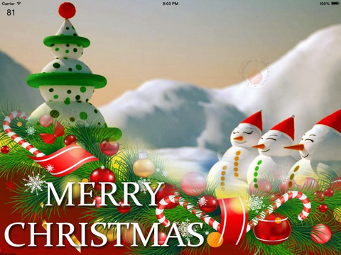Happy Lovely Christmas HD