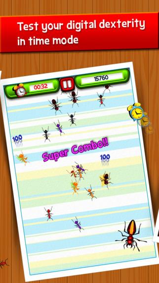 Tap Tap Ants Free – #1 viral tapping addicting game Screenshots