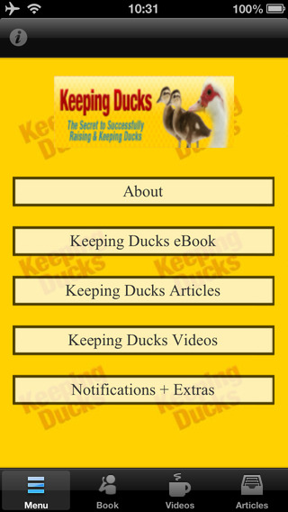 Keeping Ducks:The Secret Success of Keeping and Raising Ducks
