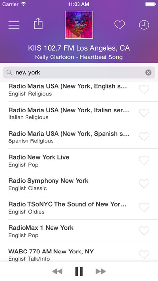 RadioApp - Better Online Radio Screenshots