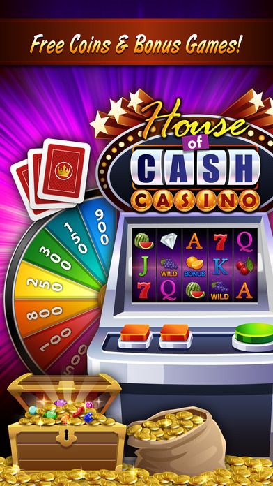 Screenshot 2 » Дом наличными казино — House of Cash Casino : The Kingdom of Free Fortune and Riches Solara Slots with High Payouts