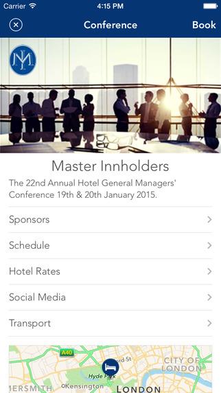 Master Innholders Conference