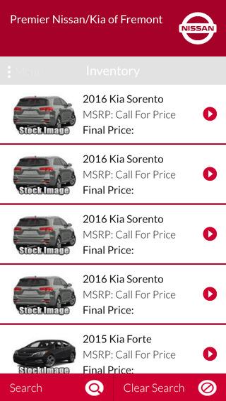 Premier Nissan KIA of Fremont