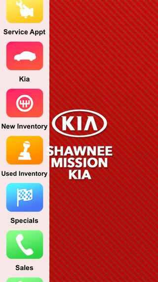 Shawnee Mission Kia Dealer App