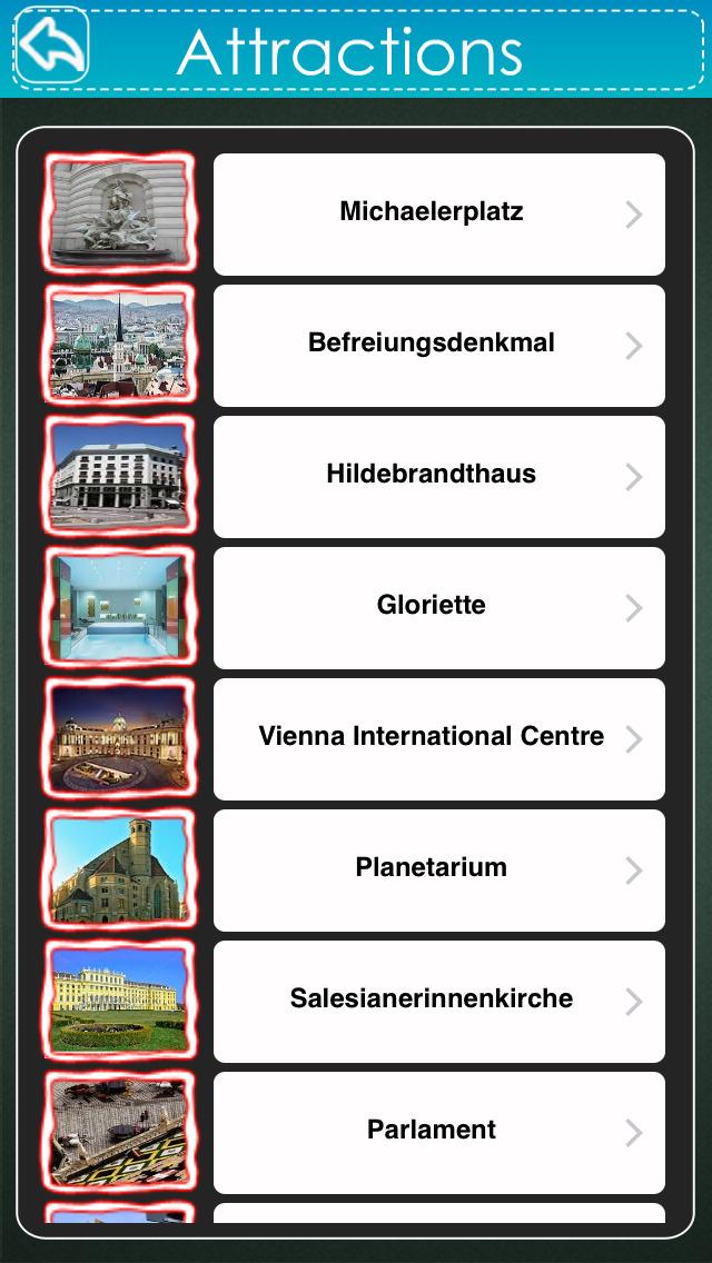 Vienna Travel Guide - Offline Map