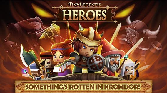 小小传奇-王国勇士:TinyLegends™ Heroes