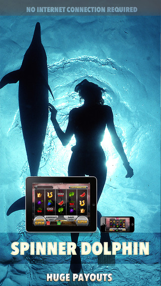Spinner Dolphin Slots - FREE Gambling World Series Tournament