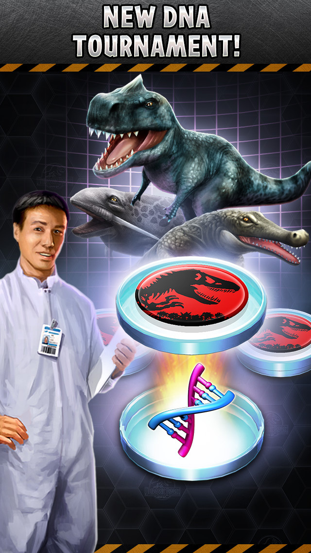 Jurassic Park Builder screenshot 4