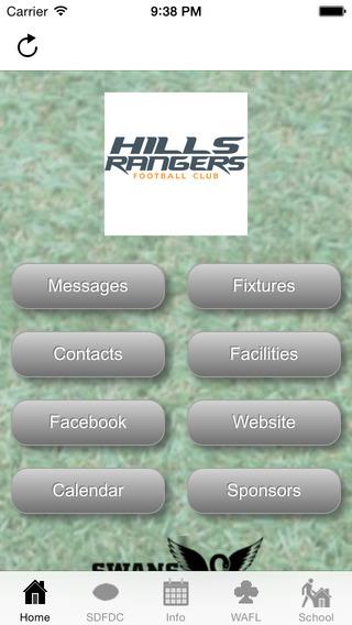 Hills Rangers JFC