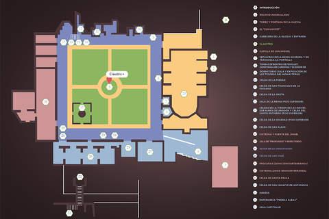 Monasterio de Pedralbes screenshot 2