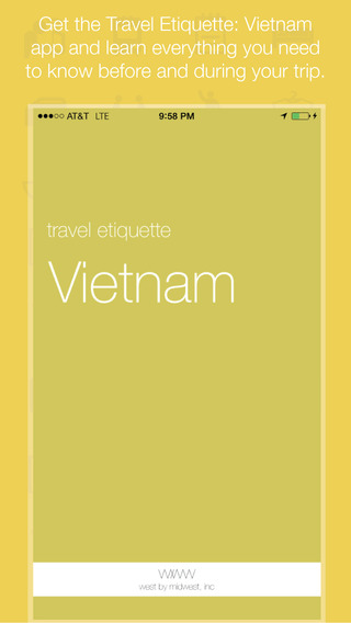 Travel Etiquette: Vietnam