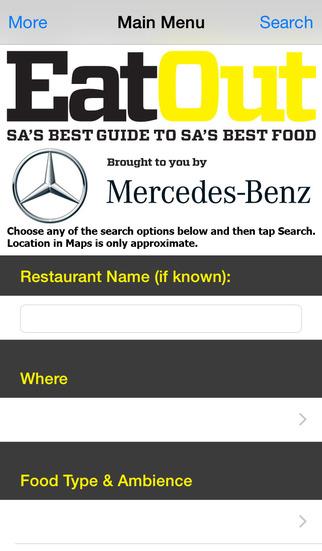 EatOut Restaurant Guide 2015