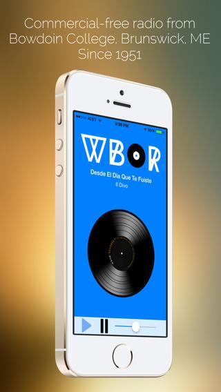 WBOR Brunswick 91.1 FM