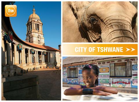 Tshwane iTrav English