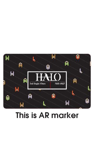 Halo MusicCard