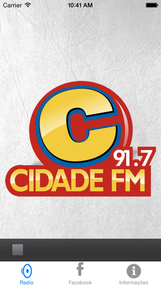 Rádio Cidade Foz Itajaí FM