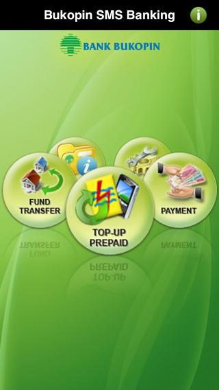 Bukopin SMS Banking