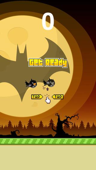 Flappy: Batman version
