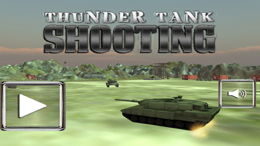 Thunder Tank Shooting