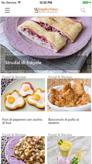 SempliceVeloce Blog con ricette e foto passo passo