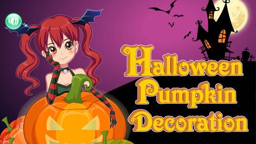 I Like Halloween Pumpkin Decoration