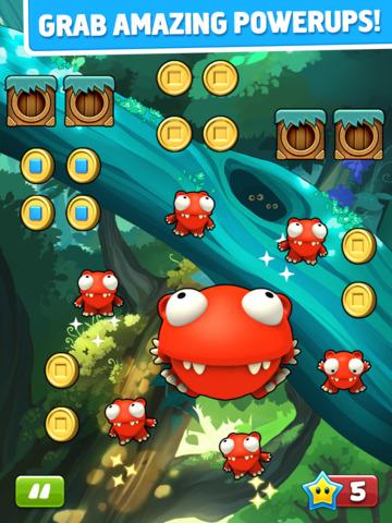 Screenshots of Mega Jump for iPad