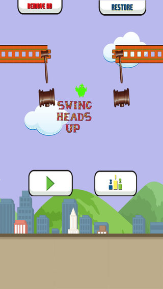 Swing Heads Up - Jump Up Using Doodle Copters