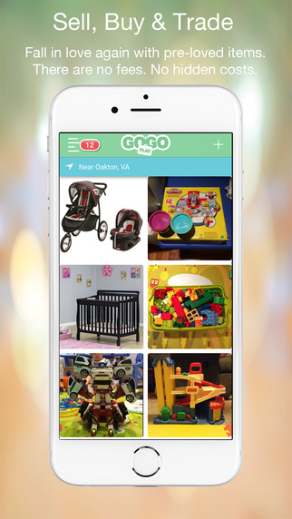 GogoPlay - Buy Sell and Trade Kids Items Locally