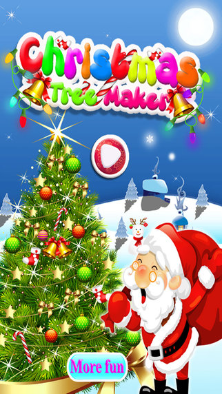 Christmas Tree Maker Game