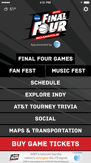 NCAA® Final Four® Indianapolis