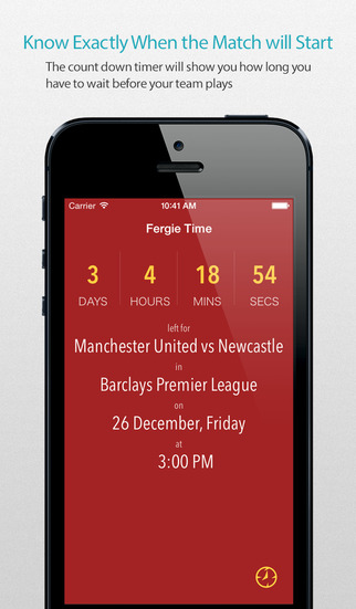 Fergie Time Pro — News live commentary standings and more for your team