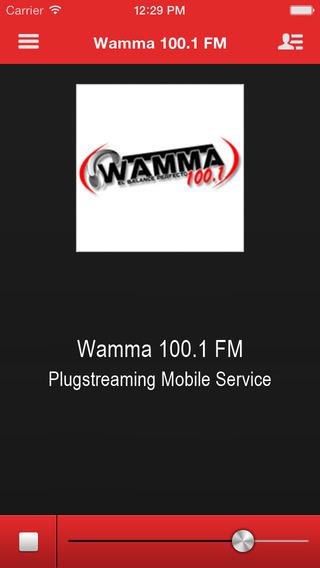 Wamma 100.1 FM