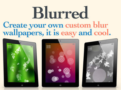 blurred lite create your own custom blur wallpapers on