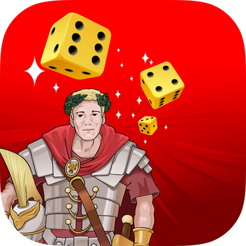 Caesar Farkle - Play 10000 Zilk Dice Game LOGO-APP點子