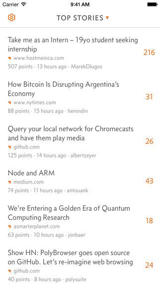 Akepa - Hacker News Client