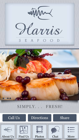 Harris Seafood - High Quality Hand-Cut Fresh Fish for all of Central Florida