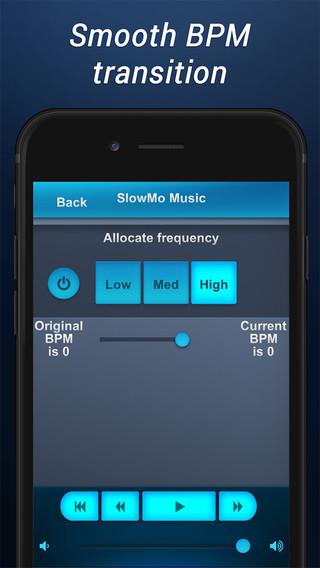 SlowMo Music Plus