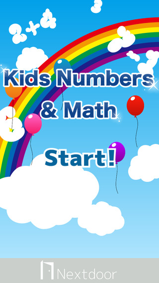 Kids Numbers Math