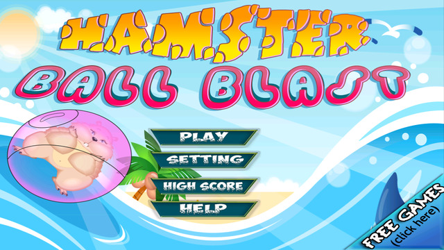 Speedy Hamster Ball Racing Blast PAID - A Cute Little Pet Chasing Adventure