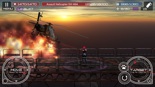 the Silver Bullet Screenshot