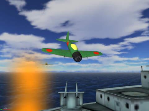 Zero Hour - Battleship Defender iPad Screenshot 2