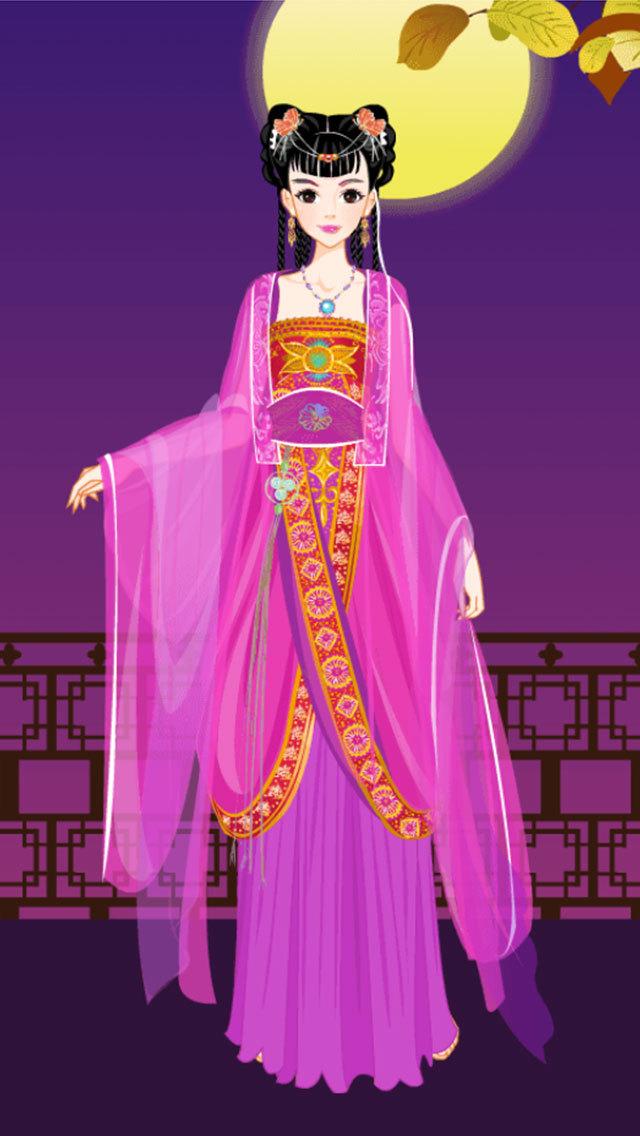古代贵妃 - 古装美人