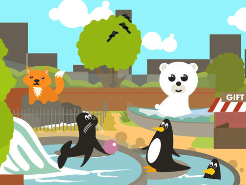 Animals For Toddlers Zoo On The App Store