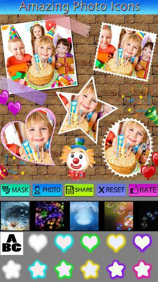 Sweet Photo Icons
