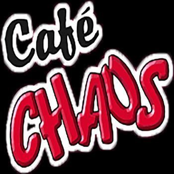Café Chaos LOGO-APP點子
