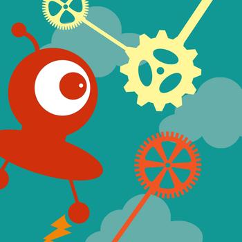 Escape the cloud machine LOGO-APP點子