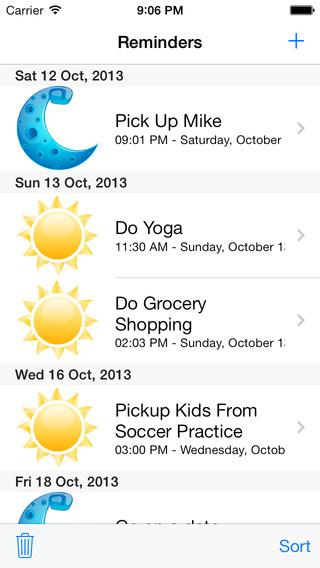 【免費生產應用App】Reminder Plus - To-Do List-APP點子