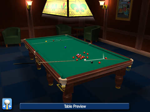 Pro Snooker 2012 screenshot 1